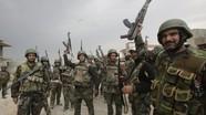 Quân đội Syria kiểm soát hoàn toàn vùng lãnh thổ gần Cao nguyên Golan