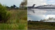 Tai nạn máy bay ở Mexico, 101 người sống sót thần kỳ