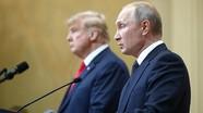 Rò rỉ thông tin Putin đề xuất loạt sáng kiến kiểm soát vũ khí với Trump