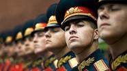 Tổng thống Nga Putin sa thải 15 viên tướng ngay trước tập trận lớn