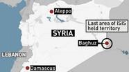 Syria đã hoàn toàn sạch bóng quân IS