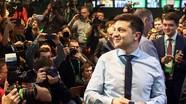 Ứng viên Tổng thống Ukraine sẵn sàng đối thoại với Putin, Trump