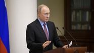 Putin khẳng định Nga không muốn 'kiếm chuyện' với ban lãnh đạo mới của Ukraine
