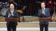 Thủ tướng Nguyễn Xuân Phúc dự lễ khai mạc Năm chéo Việt - Nga