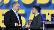 Zelensky cáo buộc Poroshenko không muốn kết thúc chiến tranh