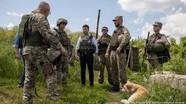 Ukraine đạt thỏa thuận then chốt với lực lượng ly khai thân Nga