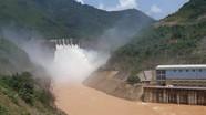 2 nhà máy thủy điện ở Nghệ An xả lũ trong đêm sau áp thấp nhiệt đới