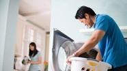 5 lưu ý 'vàng' giúp tiết kiệm điện khi sử dụng máy giặt
