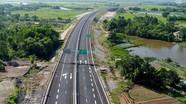 Người dân Nghệ An 'nhường' đất cho cao tốc Bắc Nam
