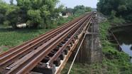 Gần 2.000 tỷ đồng nâng cấp đường sắt Bắc - Nam