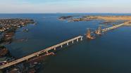 Từ hôm nay (6/2), các phương tiện cơ giới được chạy trên cầu Cửa Hội