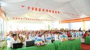 Đảng bộ xã Minh Châu (Diễn Châu) đại hội nhiệm kỳ 2020 - 2025