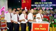 Đại hội Đảng bộ xã Nghi Xuân (Nghi Lộc), nhiệm kỳ 2020 - 2025