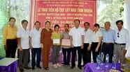Trao 70 triệu đồng hỗ trợ xây dựng nhà tình nghĩa cho thân nhân liệt sỹ ở Nam Đàn