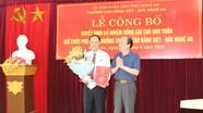 Trao quyết định bổ nhiệm Phó Hiệu trưởng Trường Cao đẳng Việt Đức Nghệ An