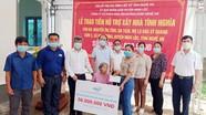 Hỗ trợ 100 triệu đồng xây dựng nhà tình nghĩa cho thân nhân liệt sĩ ở Nghi Lộc