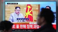 Kim Jong -un lệnh phóng tên lửa lớn chưa từng có?