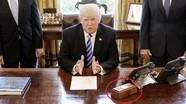 """Nút bấm hạt nhân """"to và uy lực"""" của Tổng thống Trump nằm ở đâu?"""