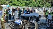 Đánh bom nhằm vào xe cảnh sát ở Pakistan, 30 người thương vong