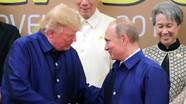 """Tổng thống Nga lần đầu tiên """"đánh bại"""" Tổng thống Mỹ"""