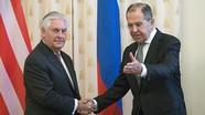 Ngoại trưởng Nga - Mỹ điện đàm bàn về các vấn đề nóng