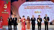 Trao Giải báo chí toàn quốc về xây dựng Đảng-Giải Búa liềm vàng lần 2