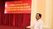 Thủ tướng bổ nhiệm Thứ trưởng Bộ Xây dựng