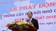 Chủ tịch nước phát động Tết trồng cây đời đời nhớ ơn Bác Hồ