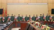Điều động, bổ nhiệm 12 cán bộ Quân khu 2