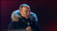 Ông Putin nói gì sau chiến thắng ngoạn mục?