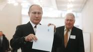 """Báo chí thế giới """"nóng"""" bình luận về chiến thắng của ông Putin"""