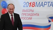 Tổng Bí thư chúc mừng ông Putin tái đắc cử tổng thống Nga