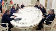 Cuộc họp kín của ông Putin với 7 ứng viên tổng thống có gì đặc biệt?