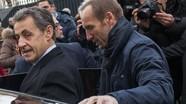 Cựu Tổng thống Pháp Nicolas Sarkozy bị tạm giam
