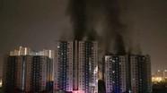 Cháy chung cư cao cấp, 13 người chết, 28 người bị thương