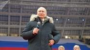 Ông Putin đã chi bao nhiêu tiền cho chiến dịch tranh cử?