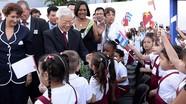 Hình ảnh ngày đầu chuyến thăm Cuba của Tổng Bí thư Nguyễn Phú Trọng