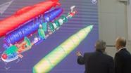 Ông Putin tiết lộ nơi sáng chế những vũ khí Nga độc đáo