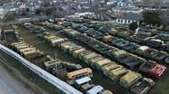 Nga kêu gọi Ukrane đưa ra câu trả lời về đề nghị trả vũ khí ở Crimea