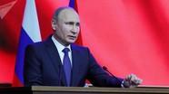 Putin: Một loạt hệ thống vũ khí Nga không có đối thủ