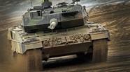 """""""Nhà giàu"""" Đức thiếu xe tăng và máy bay tham gia các hoạt động của NATO"""