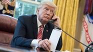 Ông Trump nói gì trong cuộc điện đàm chúc mừng Tổng thống Putin?