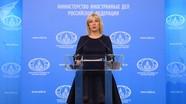 """Nga: Hành động khiêu khích quanh """"vụ Skripal"""" liên quan với tình hình Syria"""
