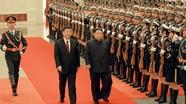 """Thăm Trung Quốc, Kim Jong-un đang muốn thể hiện như một """"người chơi bình đẳng"""""""