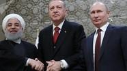 Tổng thống Putin: Chỉ có Nga, Iran và Thổ Nhĩ Kỳ giúp đỡ Syria