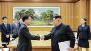 Hai miền Triều Tiên thảo luận phương tiện chở ông Kim Jong - un vượt giới tuyến quân sự