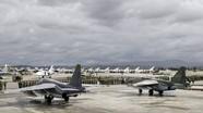 Phiến quân bắn vào căn cứ không quân Nga ở Syria
