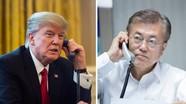 Trump điện đàm với Tổng thống Hàn bàn về thượng đỉnh Mỹ - Triều