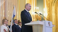 Ông Putin đặt mục tiêu trước năm 2024 Nga là 1 trong 5 nền kinh tế lớn nhất