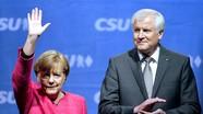 """""""Bà đầm thép"""" nước Đức tạm thoát khỏi tình thế ngặt nghèo"""
